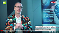 Interview UBIT Digitalisierung mit Dominic Neumann